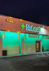 "NuLeaf Celebrates the ""Nu Year"" with Signature Event Featuring Green & Gold and Moxie Brands"