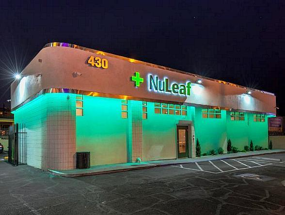 """NuLeaf Celebrates the """"Nu Year"""" with Signature Event Featuring Green & Gold and Moxie Brands"""