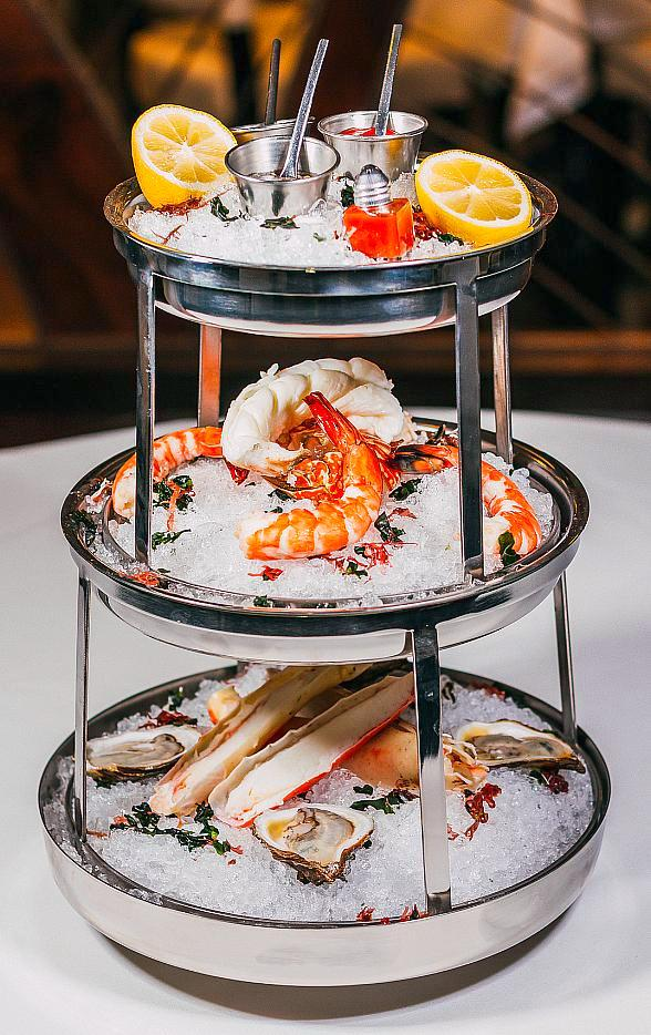 The Best New Year's Eve Menu is at Oakville Steakhouse Inside the Tropicana Las Vegas