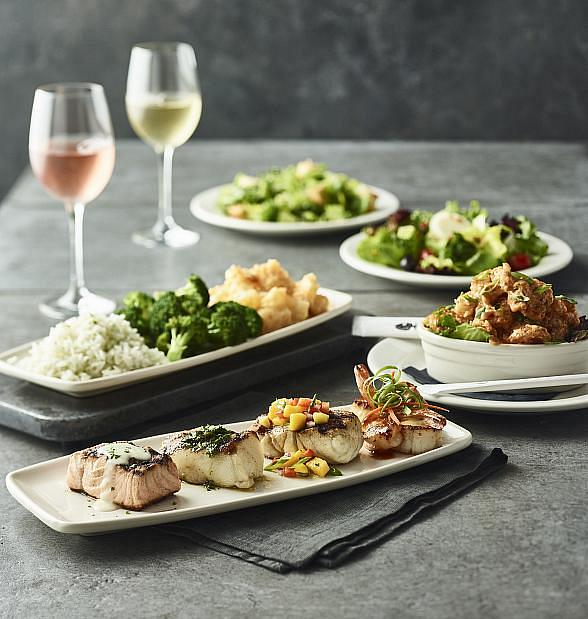4-Course Dinner for Two During September at Bonefish Grill