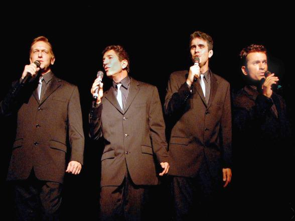 'Oh What A Night!' Brings Music of Frankie Valli and The Four Seasons to The Suncoast