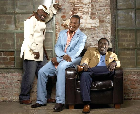 "The O'Jays ""Love Train"" Coming To The Cannery Casino & Hotel April 30"
