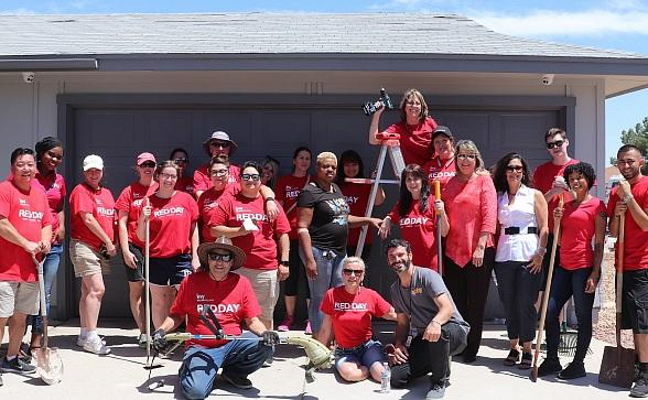 Keller Williams Realty Las Vegas Renovates Aging Homeless Youth Housing Units