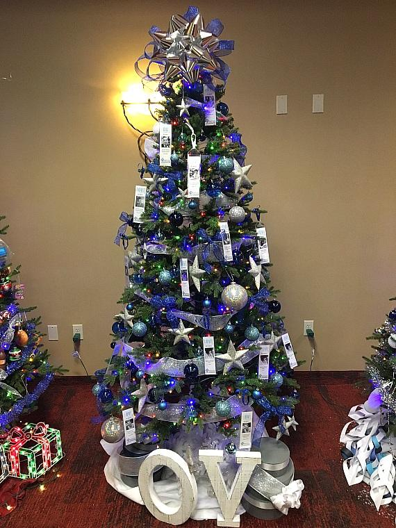 Opportunity Village Christmas Tree