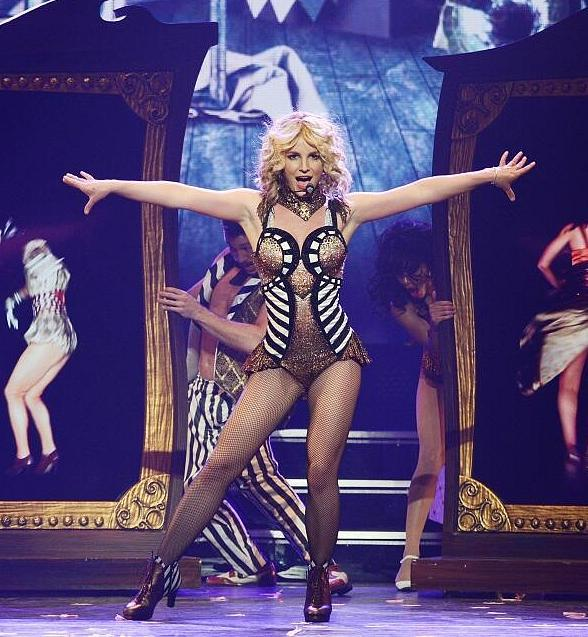 """Britney: Piece of Me"" at Planet Hollywood Resort & Casino Named Best Show in Las Vegas"