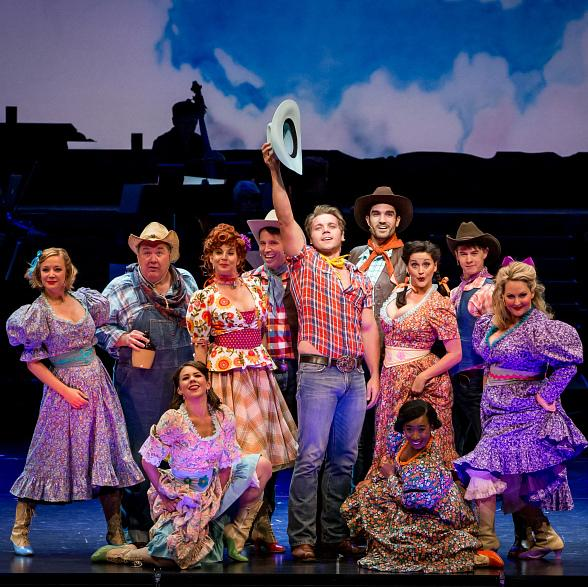 """Idaho! The Comedy Musical"" Celebrates Opening Night at The Smith Center"