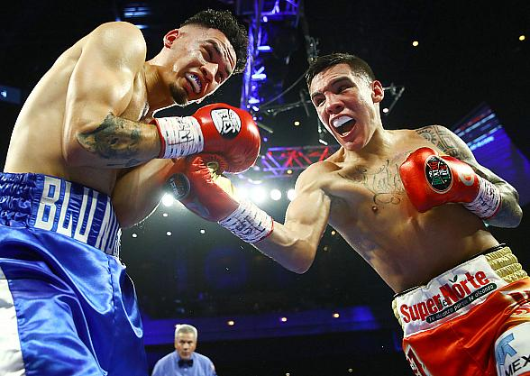 Oscar Valdez Knocks out Adam Lopez at The Chelsea Inside The Cosmopolitan of Las Vegas; Carl Frampton Dominates Tyler McCreary over 10 Rounds