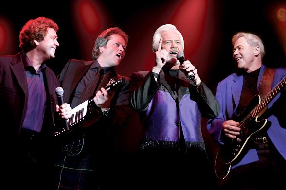 The Osmonds - Wayne, Merrill, Jay and Jimmy - Return to Suncoast Showroom, March 27-28