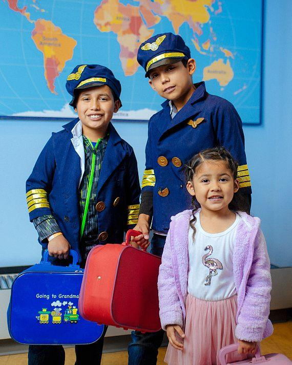 DISCOVERY Children's Museum Celebrates International Family Equality Day with Interactive Family Fun Sunday, May 5