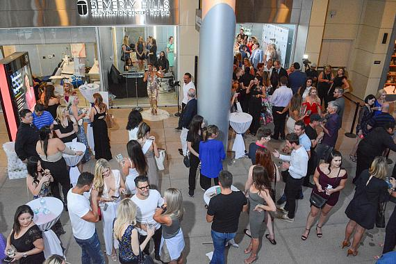 Beverly Hills Rejuvenation Center Downtown Summerlin's Grand Opening Event