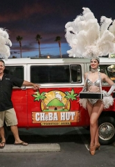 Chēba Hut Throws Ranch-Filled Grand Opening Party in Las Vegas