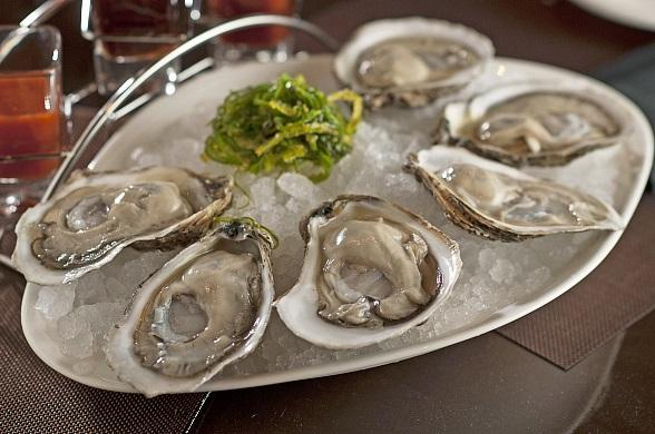 TENDER Steak & Seafood's Half Shell Oysters and Eating Guidelines