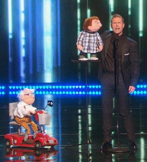 AGT Winner Paul Zerdin to Headline