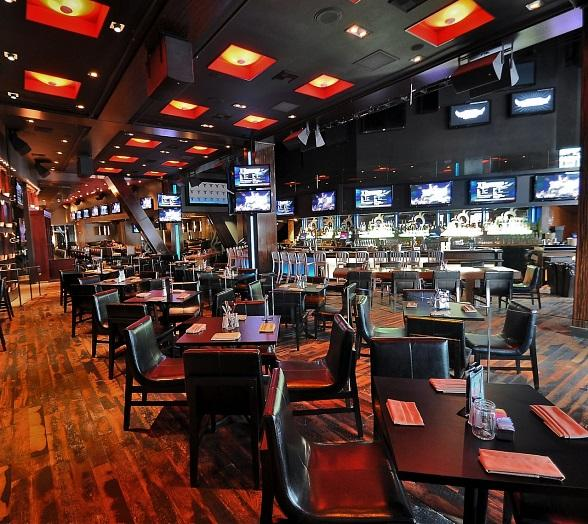 PBR Rock Bar & Grill: Best Place on The Strip to Watch Football Games
