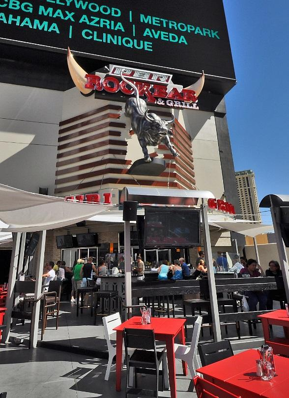 PBR Rock Bar at Miracle Mile Shops at Planet Hollywood Resort & Casino