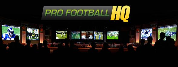 Pro Football Headquarters at The Stratosphere