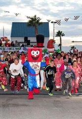 Las Vegas Chapter of Speedway Children's Charities to Host Fifth Annual PJ 5k Run & 1-Mile Walk at LVMS Nov. 19