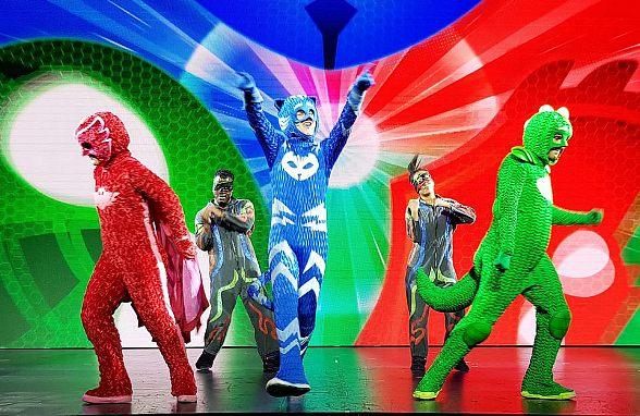 """PJ Masks Live!"" Returns to Orleans Arena in Las Vegas Feb. 26, 2019"
