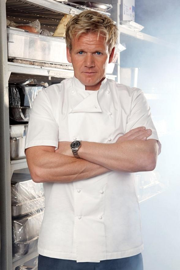 Kitchen Nightmares Chef David