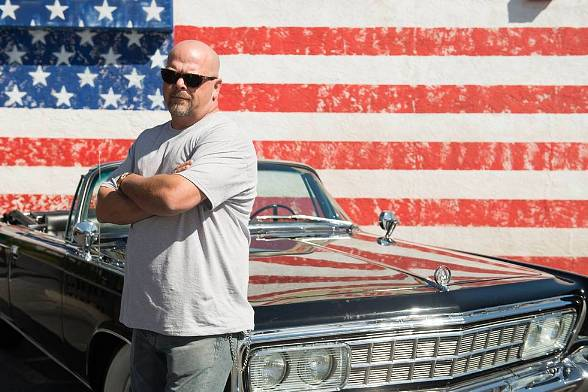 "Rick Harrison Leads Second Annual ""Pawn Stars Poker Run"" to Benefit Epilepsy Foundation of Nevada October 4"
