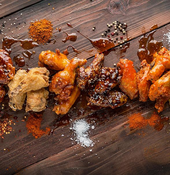 Hot Wing Fans, Start Your Appetites! PT's Entertainment Group to Host $4,000 Chicken Wing-Eating Challenge on National Chicken Wing Day July 29