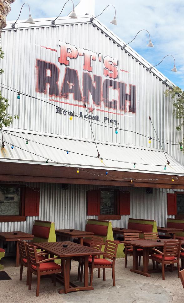 Enjoy Hot Summer Nights at PT's Ranch in Las Vegas