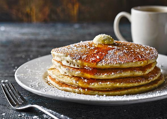 PT's Taverns in Las Vegas to Celebrate National Pancake Day with Fluffy Deal on Flapjacks Sept. 26