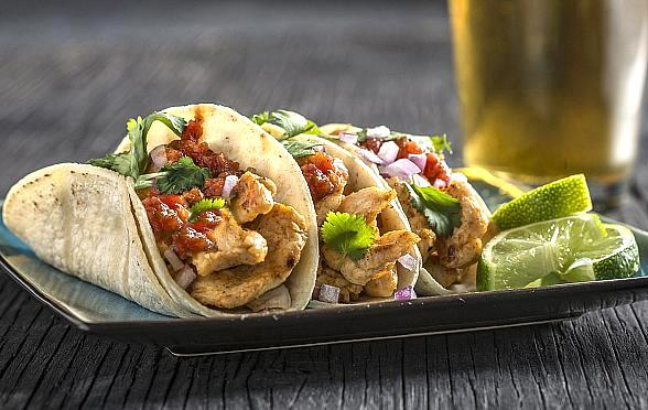 PT's Taverns in Las Vegas to Offer $1 Tacos on National Taco Day Oct. 4
