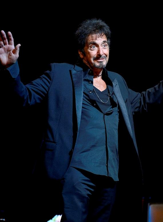 Pacino One Night Only at The Mirage