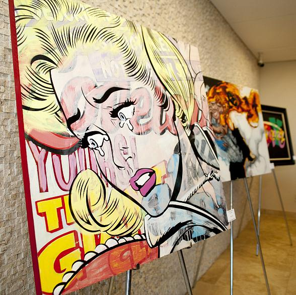 "9th Annual ""Paint the Town"" to Benefit Aid for AIDS of Nevada (AFAN) on Jan. 19"