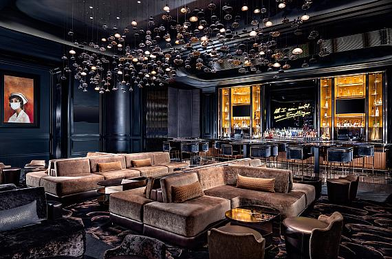 Apex Takes Vegas Nightlife to Soaring New Heights; The Palms' Newest Crown Jewel Promises to Leave Guests on a High