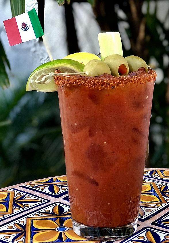 Cheers to the Año Neuvo at Pancho's Mexican Restaurant in Downtown Summerlin