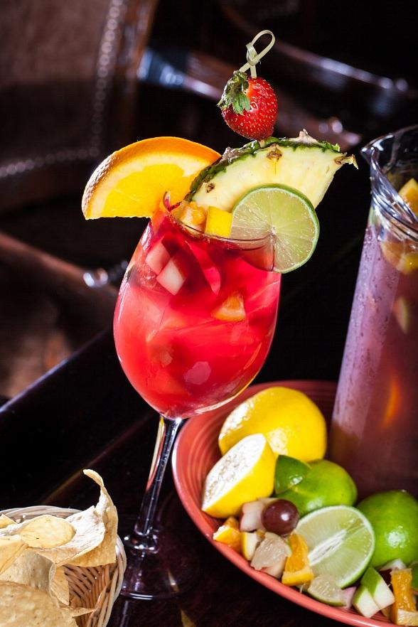 Pancho's Red Sangria