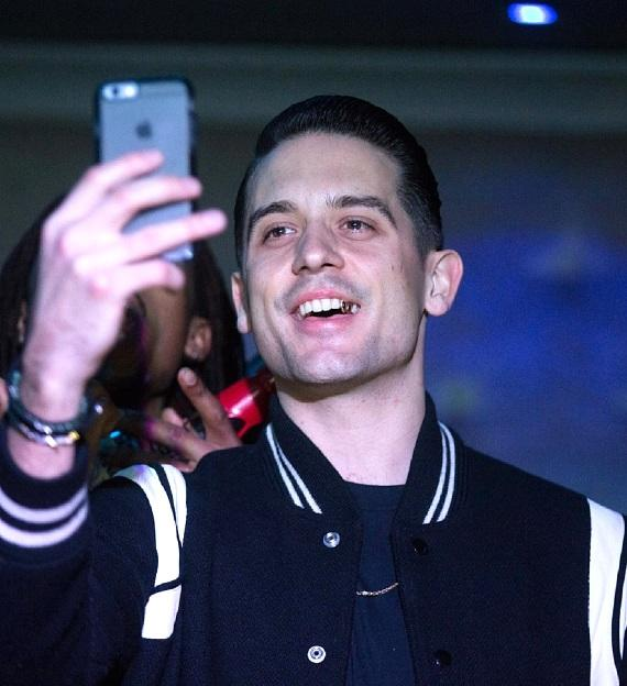 G-Eazy Takes Video at Parliament Chicago