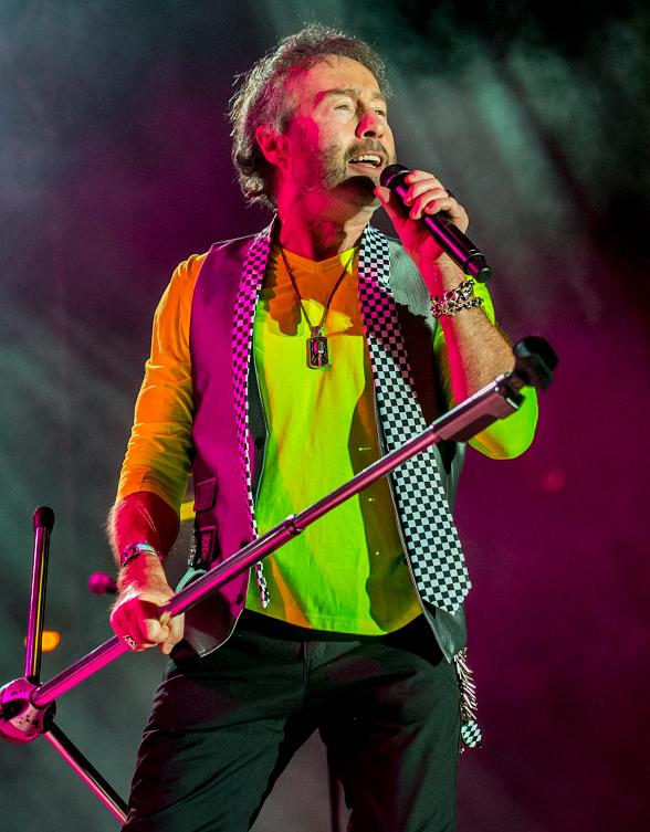 Renowned Singer Paul Rodgers takes over Downtown Las Vegas Event Center