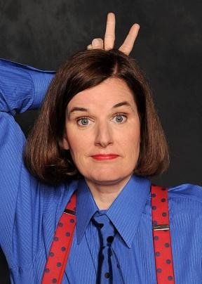 Paula Poundstone Brings Razor-Sharp Wit and Spontaneity to Orleans Showroom Jan. 13-14