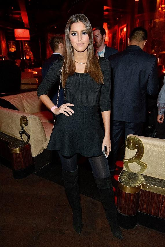 Paulina Vega at XS Nightclub