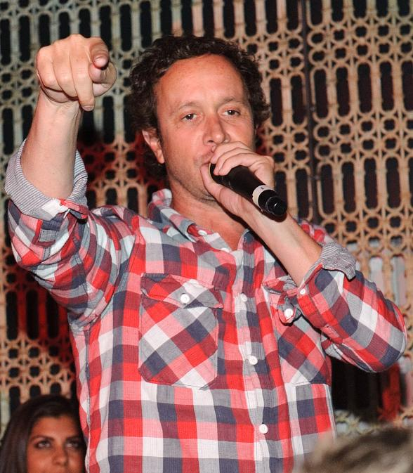 Pauly Shore at LAVO