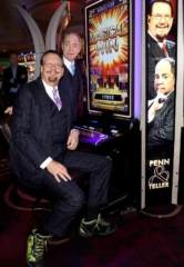 Celebrity, TV and Movie Slot Machines in Las Vegas