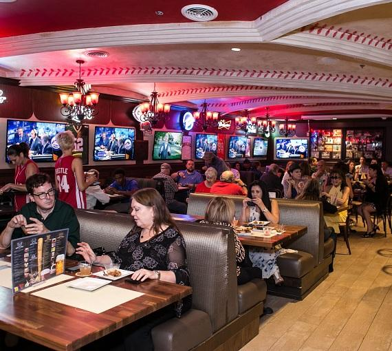 Pete Rose Sports Bar and Grill