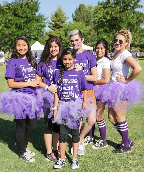 Epilepsy Foundation of Nevada's 2nd Annual #DareToWalkForEpilepsy at Sunset Park May 21