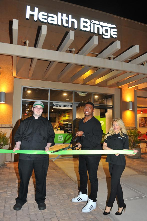Health Binge Celebrates Grand Opening of its First Retail Location in Las Vegas