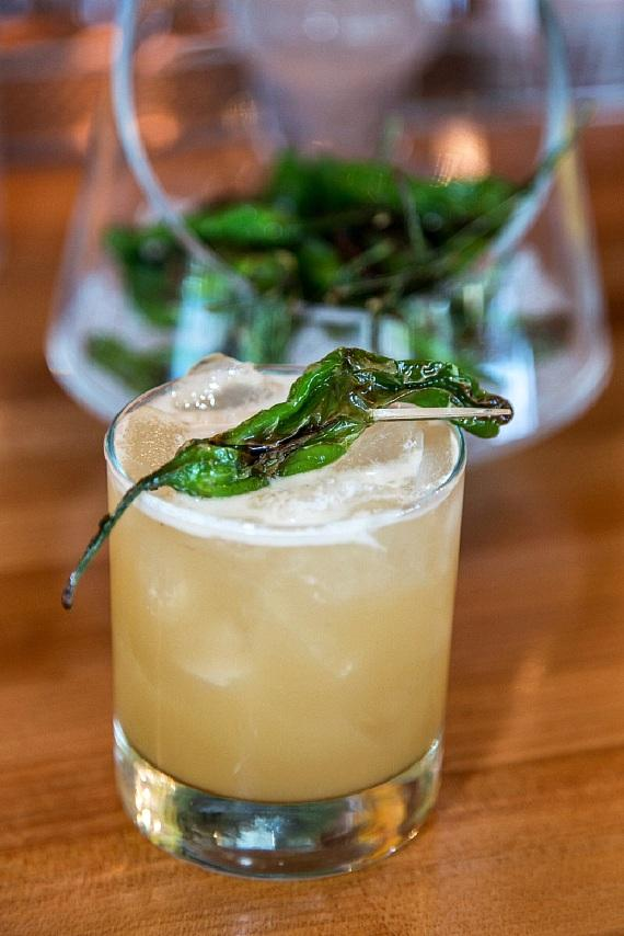 Pica Pina Cocktail
