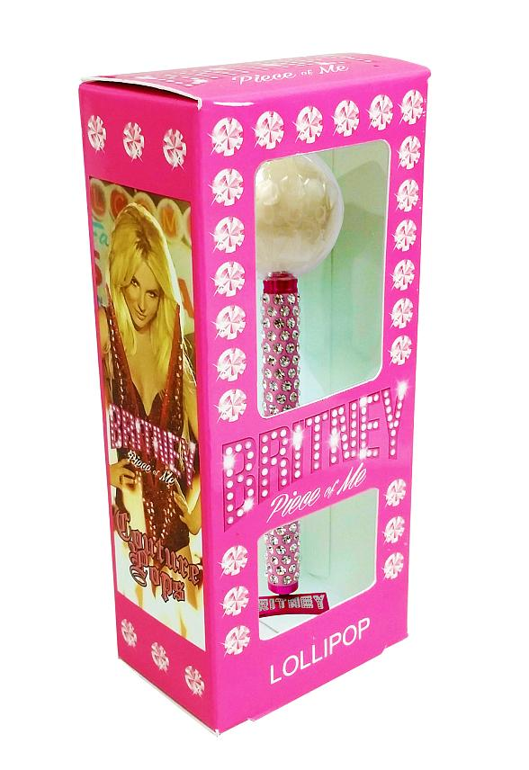 "Sugar Factory Launches Signature Britney Spears ""Piece Of Me"" Couture Pop"