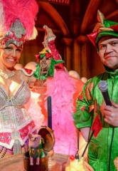 Piff the Magic Dragon Unveils His Shrunken Head at The Golden Tiki in Las Vegas