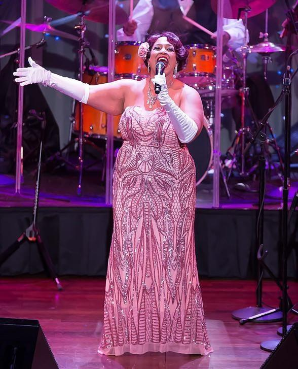 "Las Vegas' ""First Lady of Jazz"" Michelle Johnson Presents ""Happy Birthday Ella – a Tribute to Ella Fitzgerald"" April 24"