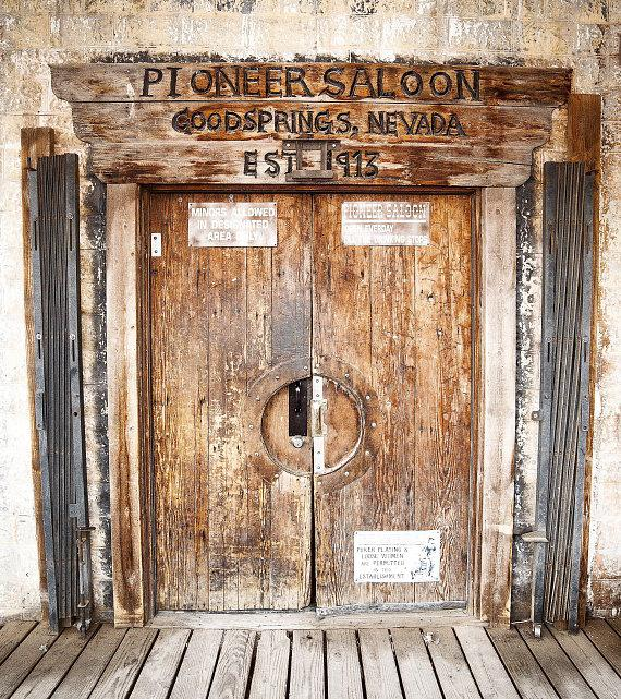 The Pioneer Saloon is the first & oldest bar in Clark County – Established 1913.