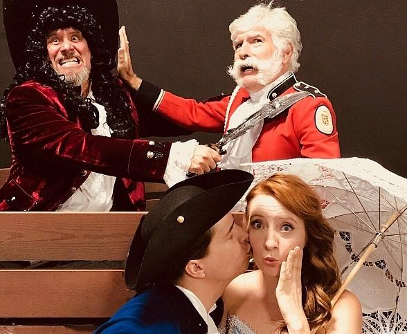 """""""Gilbert and Sullivan's The Pirates of Penzance"""" to Close Out 2018 Super Summer Theatre Summer Series"""