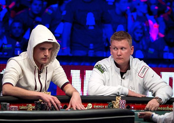 The World Series of Poker Main Event Final Table is Down to Final Three Players
