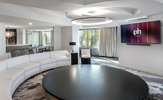 Ultra Apex Suite at Planet Hollywood Resort & Casino